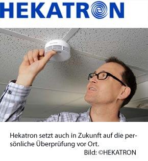 Rauchwarnmelder: Hekatron lehnt Ferninspektion ab